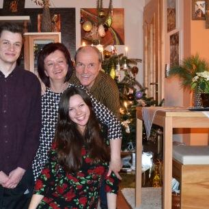 Meine geliebte Familie!